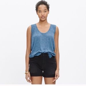 Madewell anthem  tank top S Small
